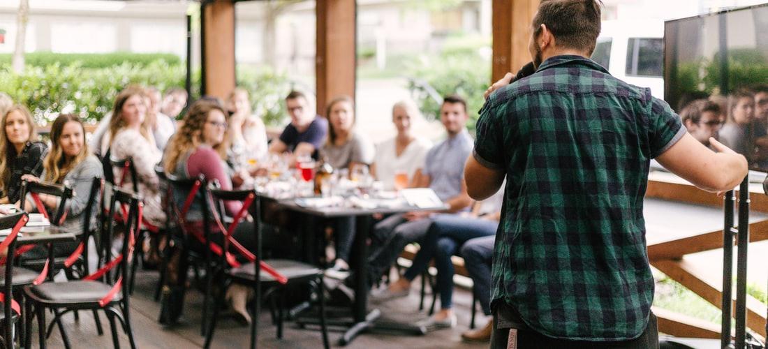 Hablar en Público: Hablando en Público