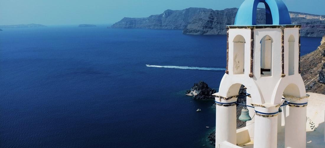 Destinos Turísticos: Santorini y su capital Fira - Un lugar de ensueño para visitar