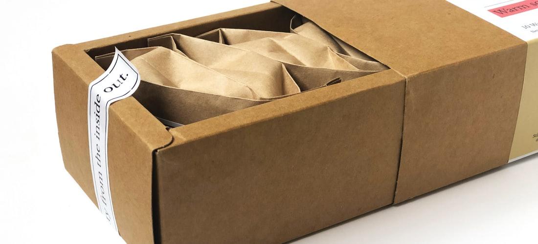 Administración y Negocios: Enviar una caja navideña a Bilbao