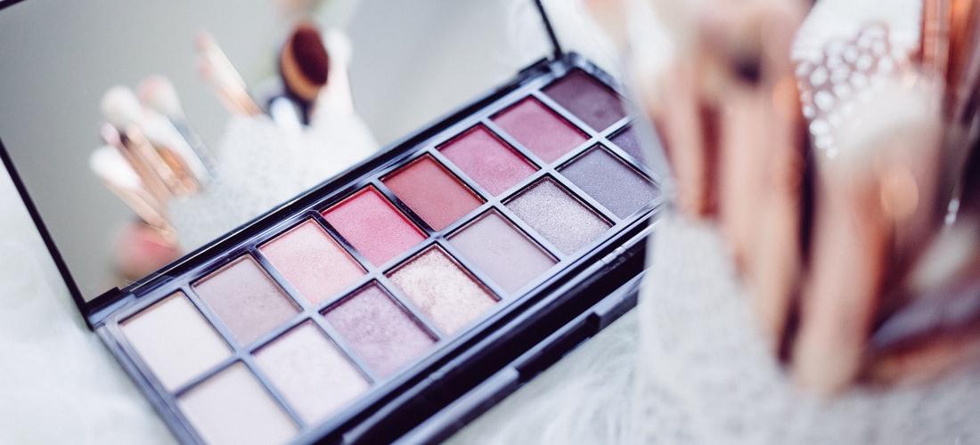 Salud y Medicina: Brochas de maquillaje para ojos