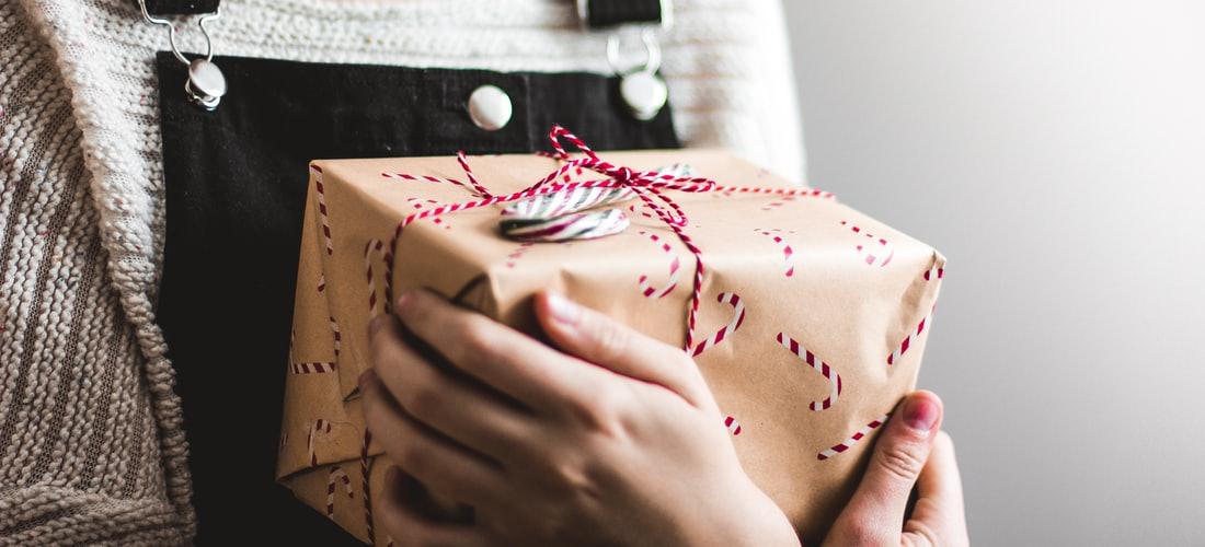Niños: Regalos de Navidad