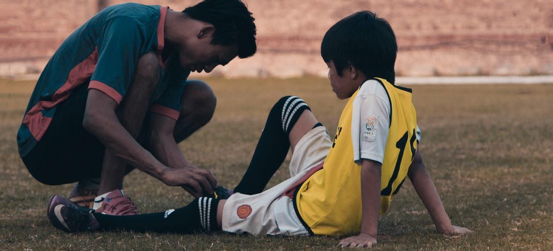 Salud de Deportistas: Tuve Suerte Con la Lesión