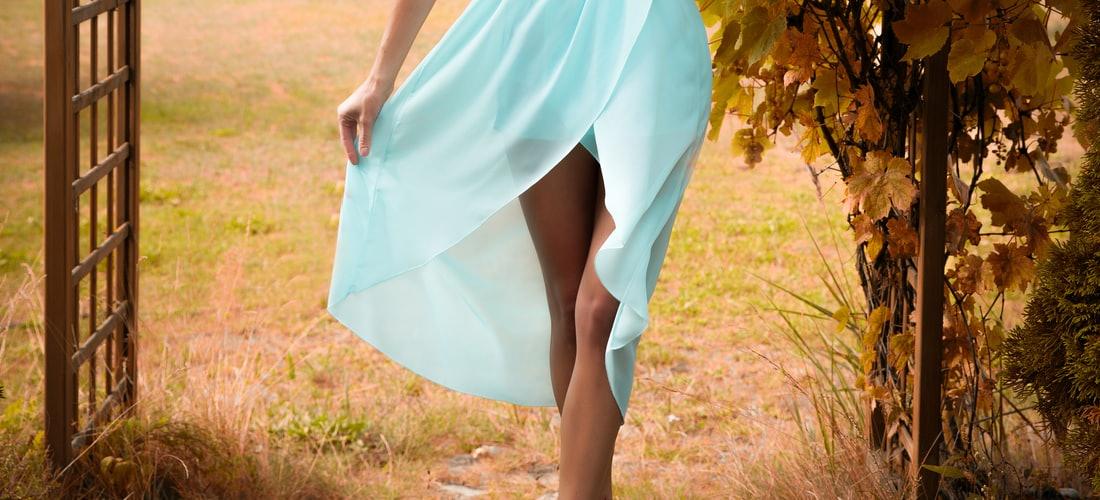 Adolescentes: Vestido Elegante del Baile del Colegio Agregará Encanto a su Vistazo