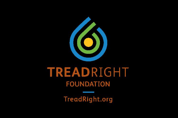 Tread Right logo