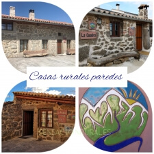 Casas Rurales Paredes