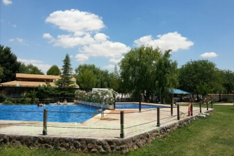 Bungalows Camping Los Arenales