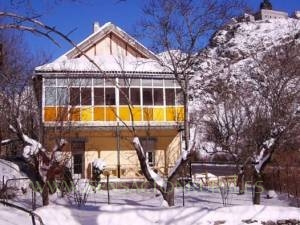 chalet anayet ( canfranc, huesca )