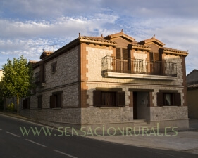 Casa Rural Torrelobatos