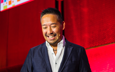 Kei Shimada, global CIO of Dentsu