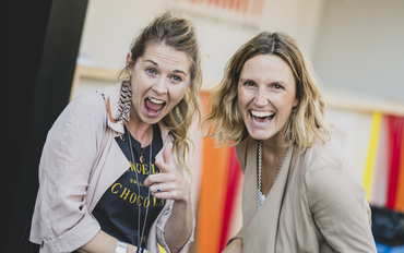 Liz Felming (Adara Ventures) & Sofia Benjumea (Google)