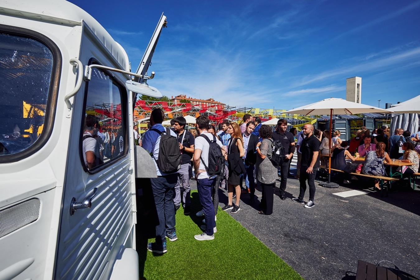 Foodtruck - SouthSummit17