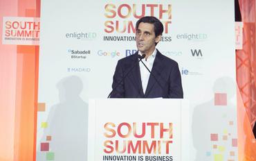 South Summit 2018 - José María Álvarez-Pallete