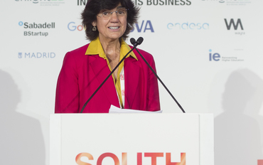 María Benjumea South Summit 2018