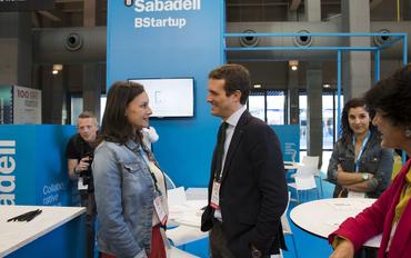 South Summit 2018 - Pablo Casado, Sabadell