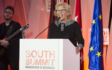 South Summit 2018 - Manuela Carmena