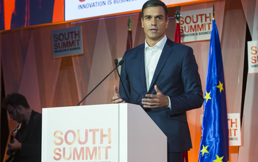 South Summit 2018 - Pedro Sanchez