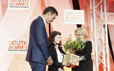 South Summit 2018 - Premio colegio Fundación Créate