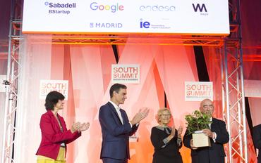 South Summit 2018 - Premio Técnicas Reunidas
