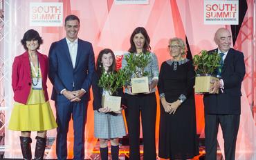 South Summit 2018 - Entrega de premios