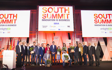 South Summit 2018 - Entrega de premios