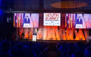 South Summit 2018 - Pedro Sanchez