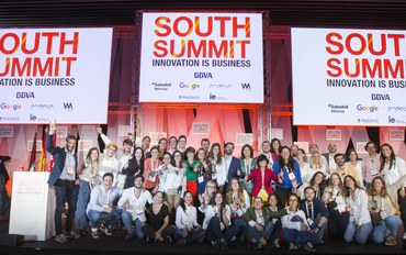 South Summit 2018 - Foto Equipo