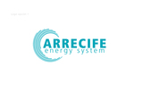 ARRECIFE ENERGY SYSTEMS