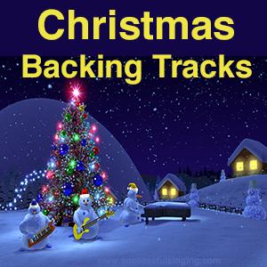 Christmas Backing Tracks