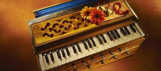 Harmonium-flower