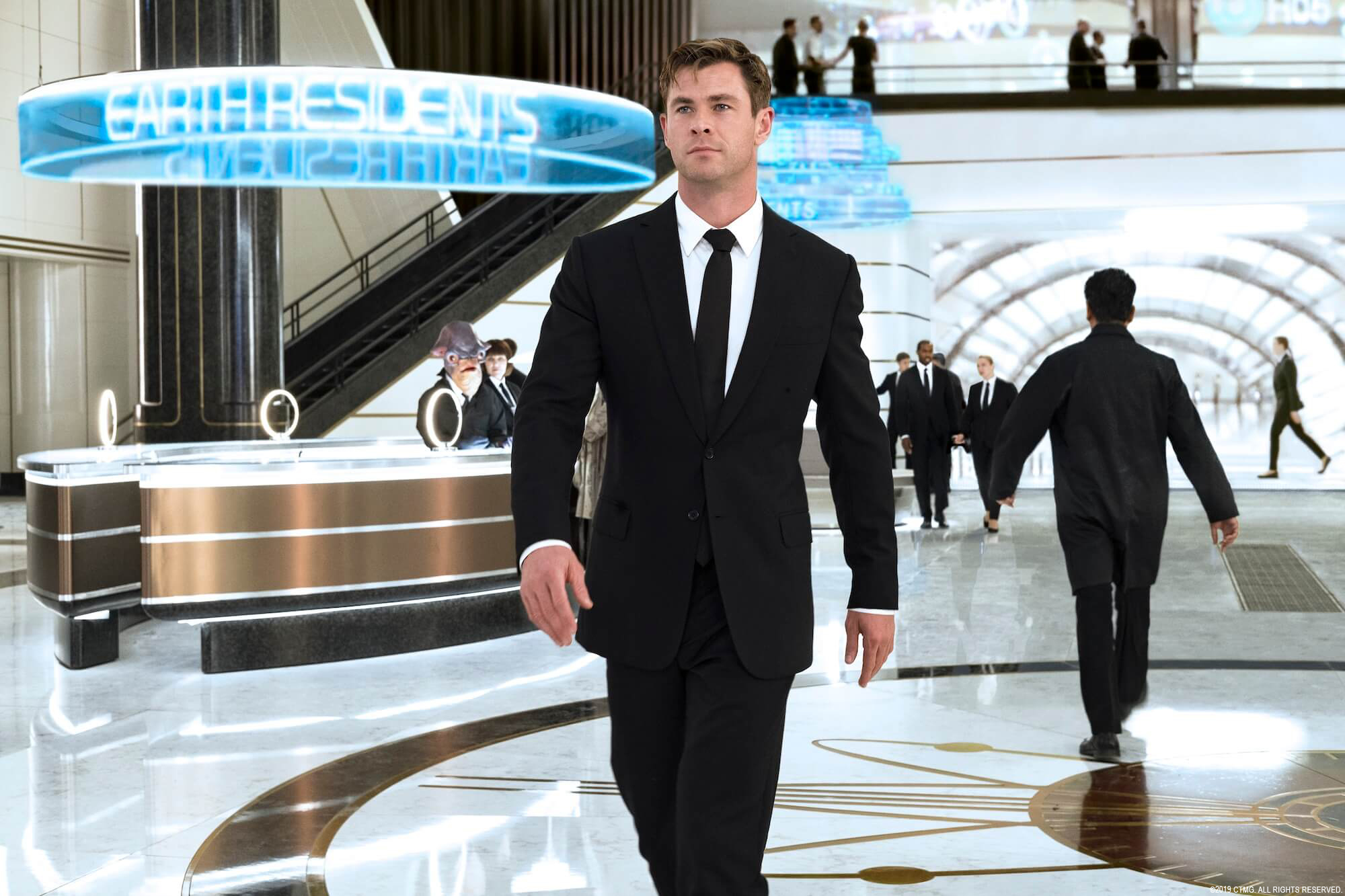 a43df768b2 Men In Black  International Movie