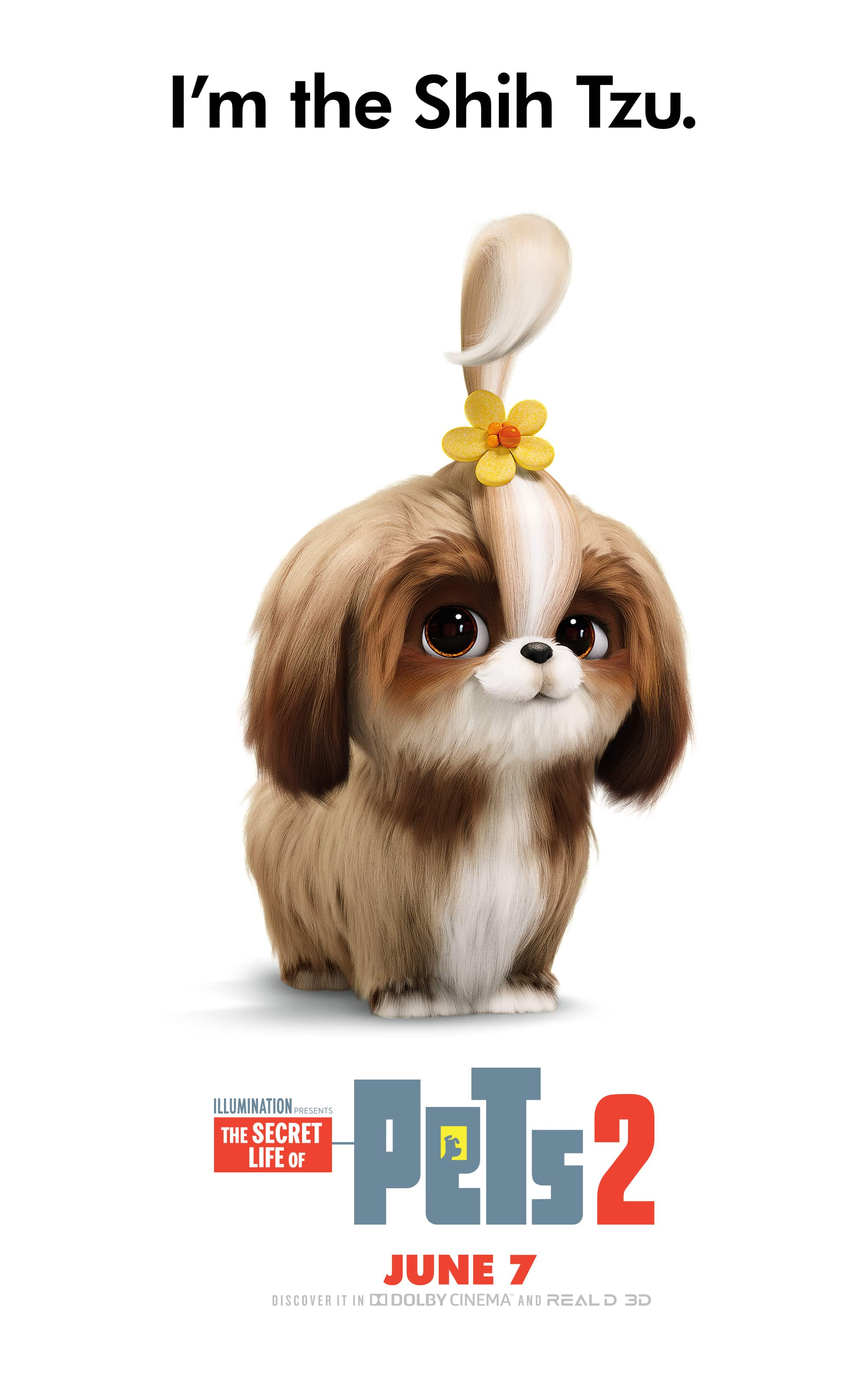 The Secret Life Of Pets 2 Watch The New Character Trailer Summer 2019