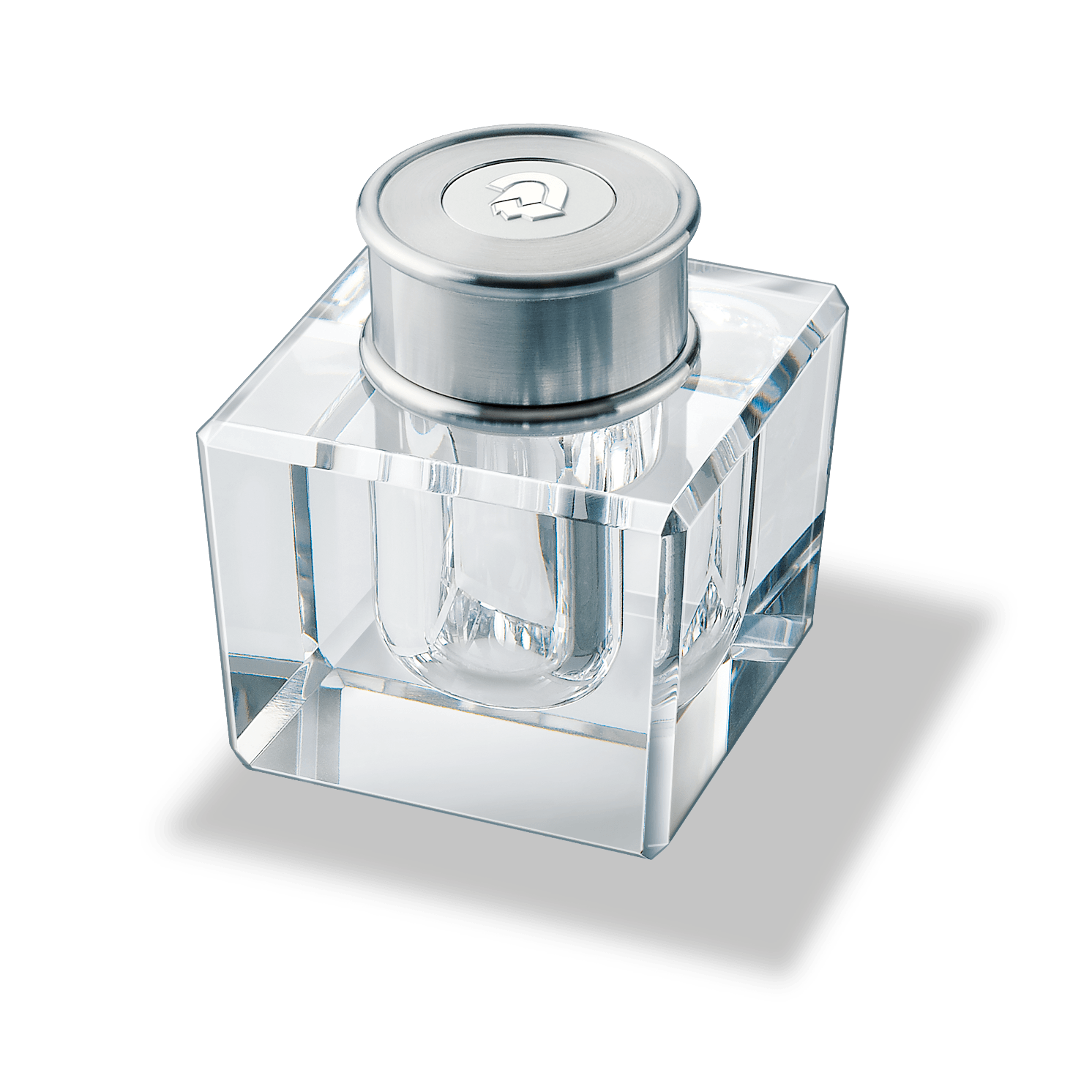 J.S. Staedtler Inkwell - High-quality lead crystal inkwell ...