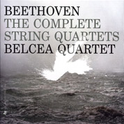 Beethoven The Complete String Quartets - Belcea Quartet