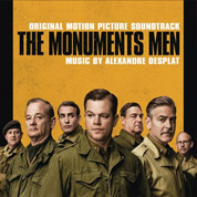 The Monuments Men (OST) - Alexandre Desplat