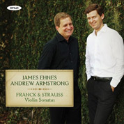 Franck & Strauss Violin Sonatas - James Ehnes