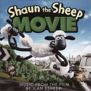 Shaun the Sheep Movie Music from the Film - Ilan Eskeri
