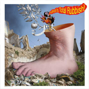 The Complete Collection (CD + Vinyl Remastering) - Monty Python's Total Rubbish