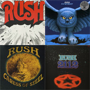 Complete Back Catalogue (Vinyl + Hi Res Remaster) - Rush