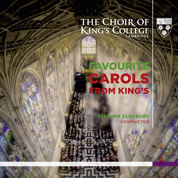 Favourite Carols - Choir of King's College Cambridge