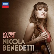 My First Decade - Nicola Benedetti