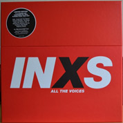 All The Voices Box Set (Vinyl Remaster) - INXS