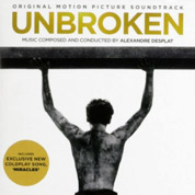 Unbroken (Assistant Mix Engineer) - Alexandre Desplat