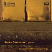 The Complete HMV Stereo Recordings - Shura Cherkassy