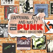 Happening, Alive and Nasty - The Punk Singles Collection - Various Artists