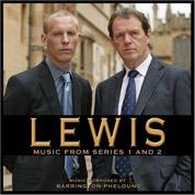 Lewis (Original Soundtrack) - Barrington Pheloung