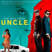 The Man From U.N.C.L.E.  - Daniel Pemberton