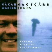 Brahms/ Sibelius/ Stenhammer Songs  - Hakan Hagegard/ Warren Jones