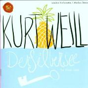 Kurt Weill: Der Silbersee - London Sinfonietta/ Markus Stenz