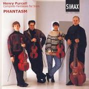 Purcell: Complete Fantasies for Viols - Phantasm