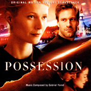 Possession [Original Motion Picture Soundtrack] - Gabriel Yared